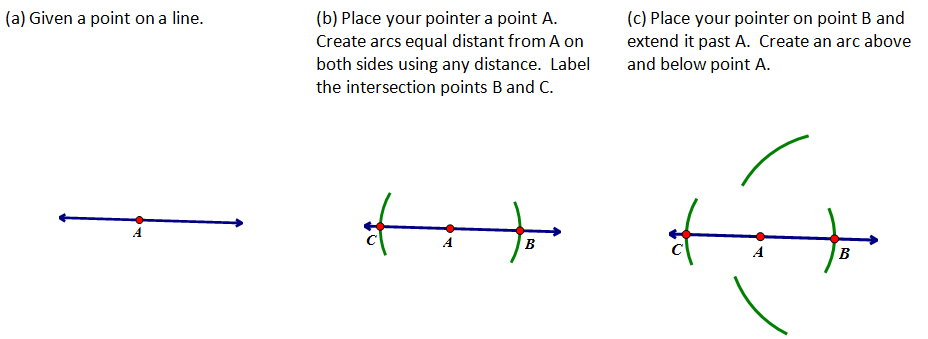 Civil D Draw Line Perpendicular : High school geometry common core g d basic
