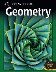 Mcdougal littell geometry chapter 12 1 resource book answer key